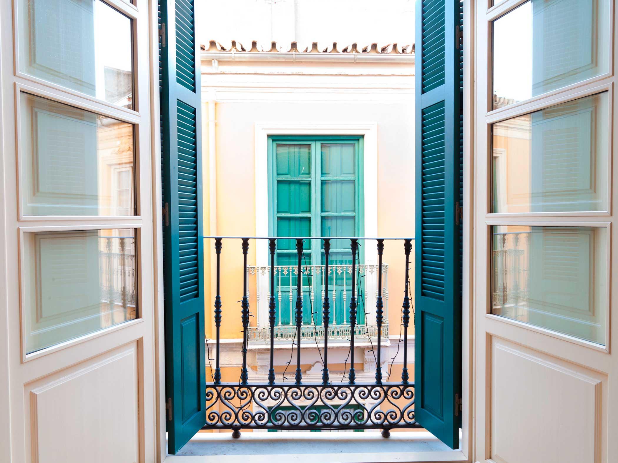 Apartamentos Pinar Malaga Centro Bedroom