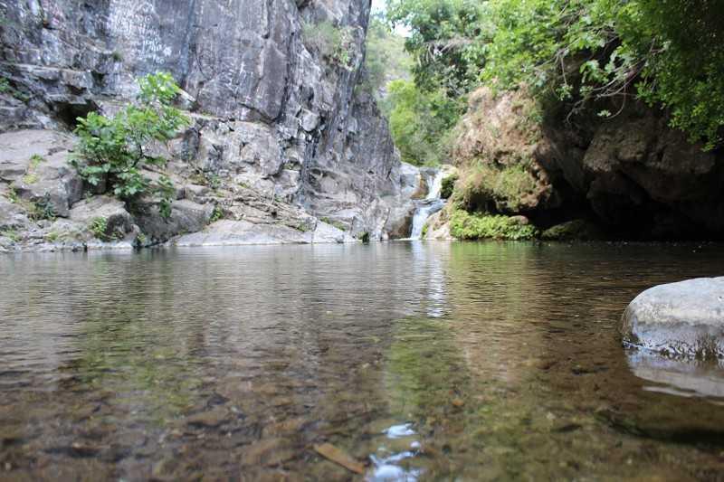 8 rutas muy refrescantes por rios malague os for Banos hediondos de barranco blanco
